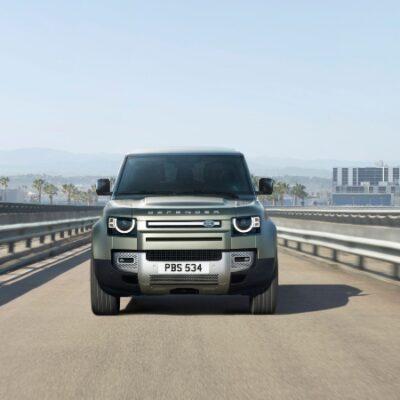 Defender, la leyenda de Land Rover, continúa