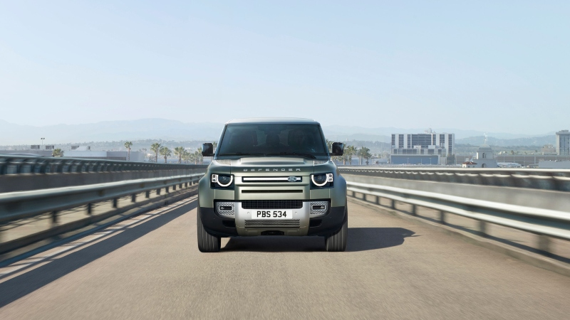 Land Rover Defender ya está en Colombia