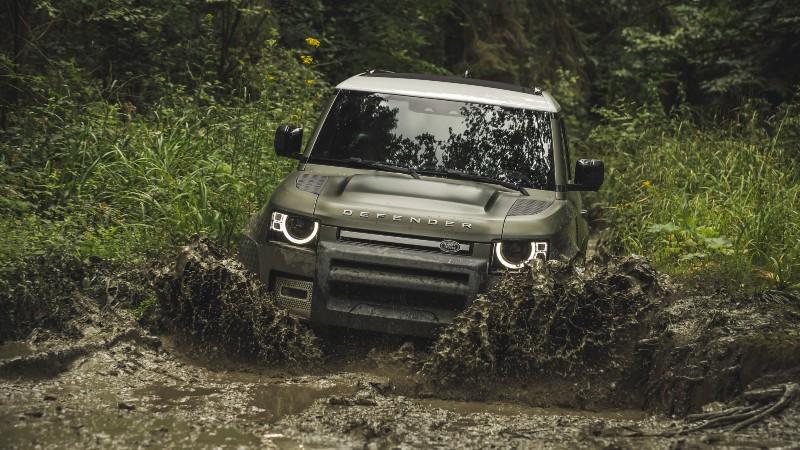 Land Rover Defender 2021, leyenda que arribó a Colombia ...