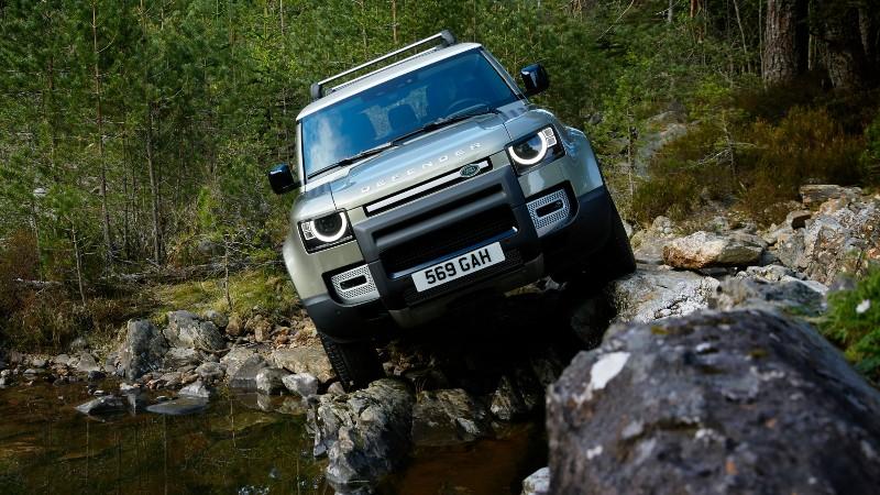 Land Rover Defender 2021, leyenda británica que pisa suelo colombiano
