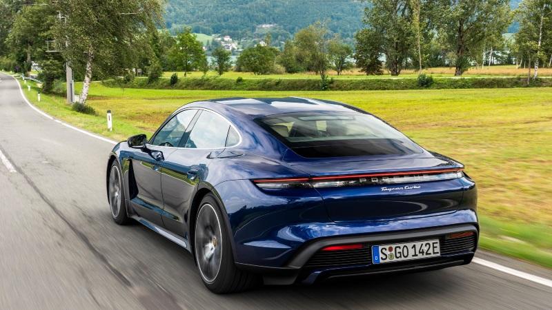 Porsche Taycan, alma electrificada