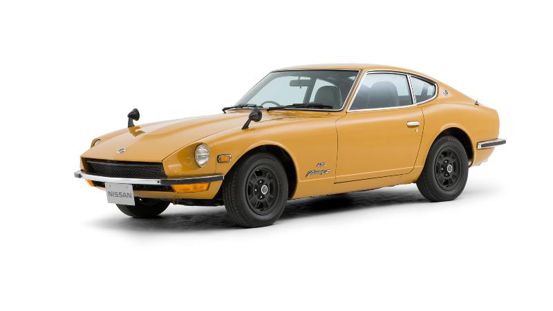 Top 7: 50 años del Nissan Z, leyenda japonesa