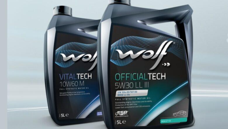 Lubricantes Wolf, lo mejor para su vehículo