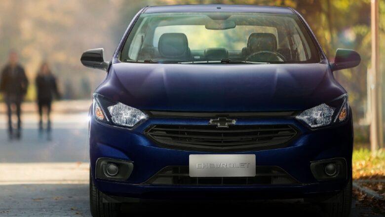 Chevrolet Joy, nuevo modelo para disfrutar en Colombia