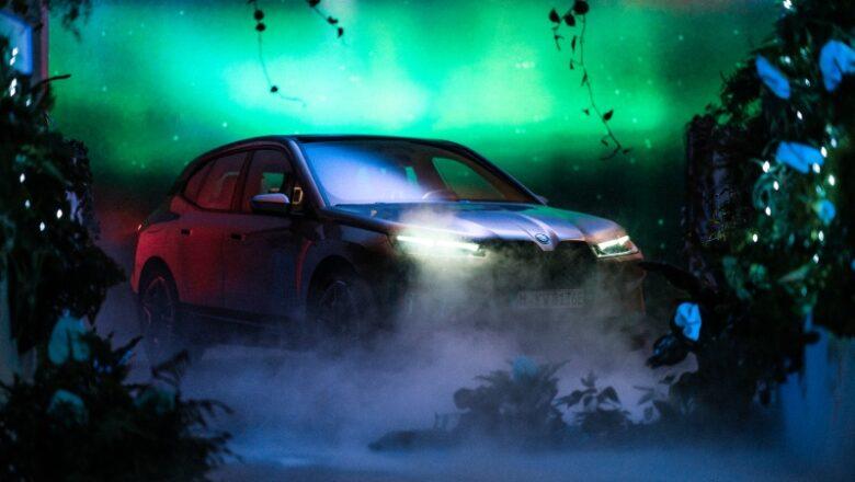 BMW iDrive: su futuro se presentó en el CES 2021