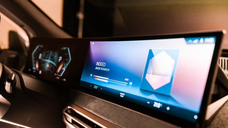 El futuro del BMW iDrive en el CES 2021