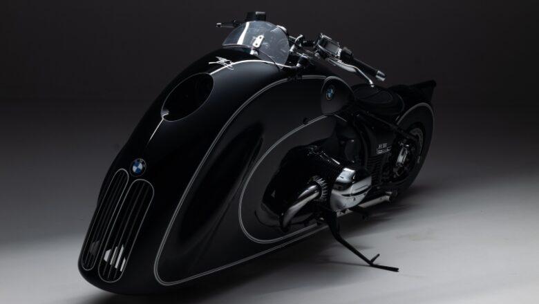 "BMW R 18 ""Spirit of Passion"" by Kingston Custom"