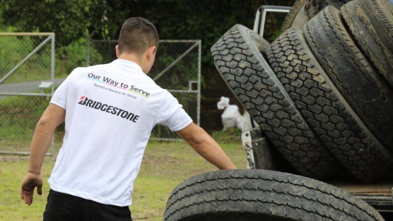 Bridgestone: estructura de sostenibilidad, el primer paso