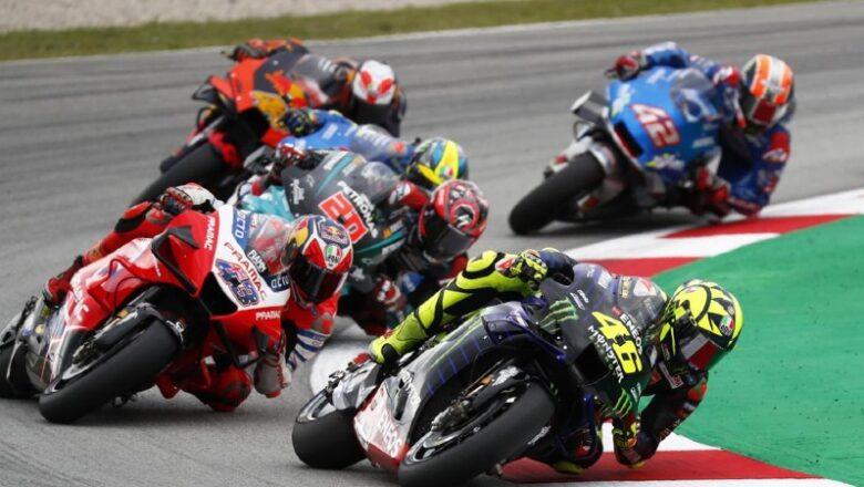 Moto GP:  Aún no inicia la temporada 2021 y está que arde