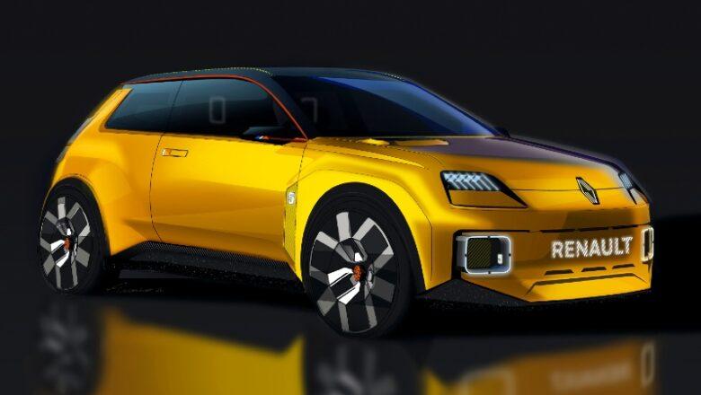 Renaulution: Renault 5 Prototype, la gran estrella