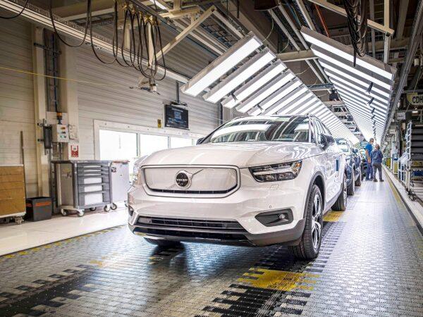 Volvo Cars, tres veces más eléctrico que nunca