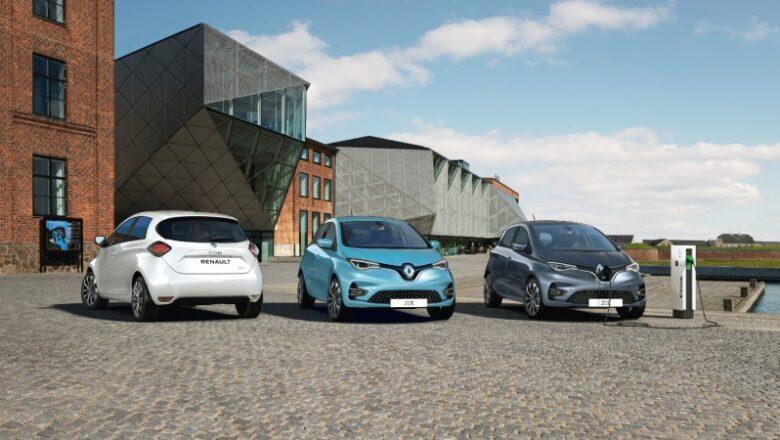 Renault ZOE: Su lanzamiento en Colombia