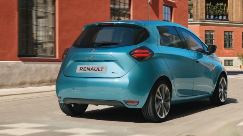 Renault ZOE: Todo lo que debe saber