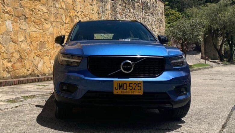 ¡Mujeres al Volante! Probamos la Volvo XC40 Hybrid