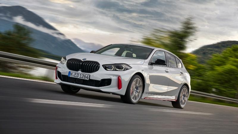 BMW 128ti, potente hatchback alemán, llegó a Colombia