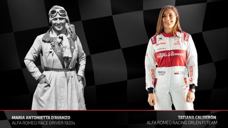 Alfa Romeo: la historia de sus grandes mujeres
