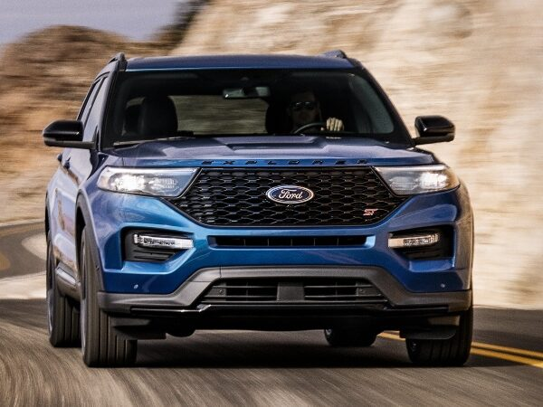 Ford Explorer ST 4×4: Todo lo que debe saber