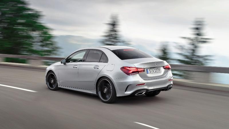Mercedes-Benz Clase A180 AMG Line: renovación deportiva