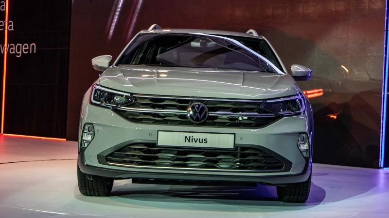 Volkswagen Nivus, nuevo SUV de la firma alemana que ya está en Colombia