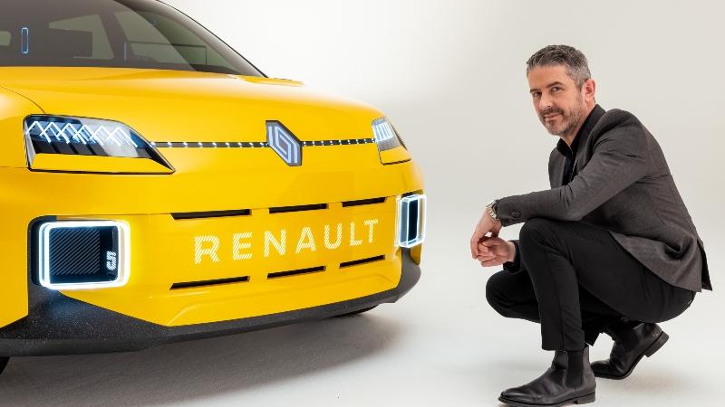 Un nuevo rombo, ¿nuevo Renault?: Renaulution en marcha