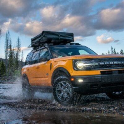 Ford Bronco Sport llega a Colombia para quedarse