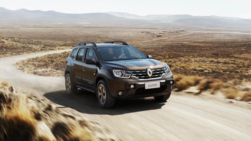 Renault Duster, ahora en modo turbo para Colombia