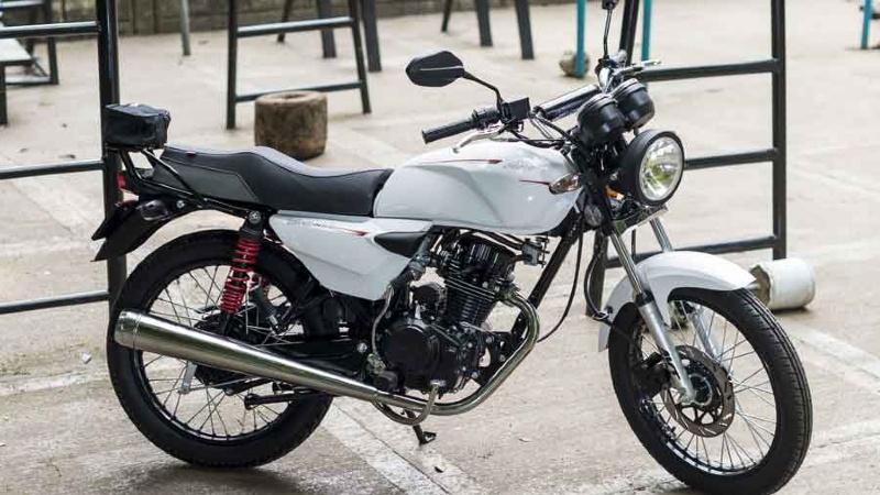 """AKT NKD 125, la motocicleta """"colombiana"""""""