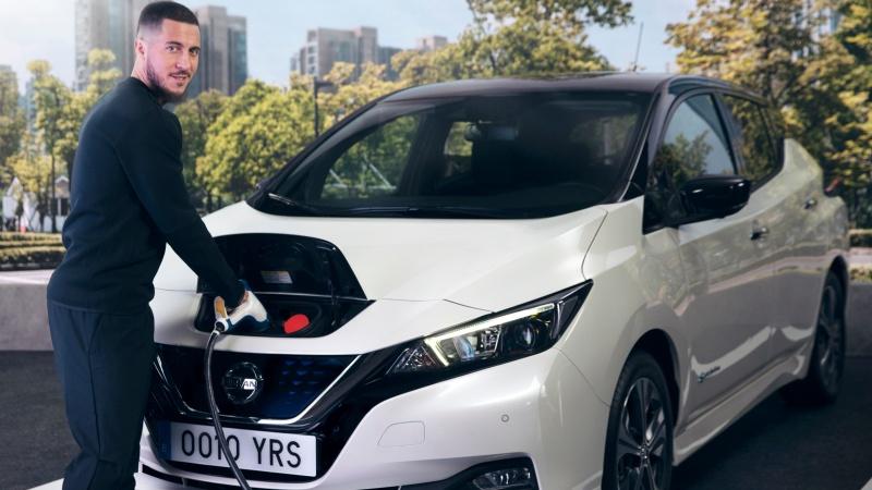 Nissan Electrify The World: Hazard y la revolución eléctrica