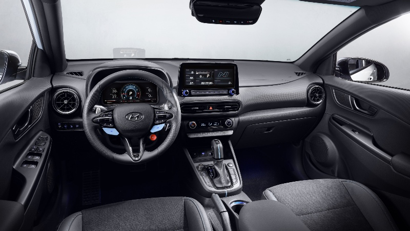 Hyundai KONA N, SUV de alto rendimiento