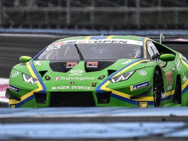 Lamborghini celebró en el International GT Open