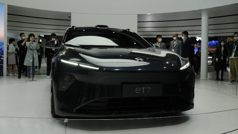 Top 10: Autoshow de Shanghai 2021, lo que nos dejó