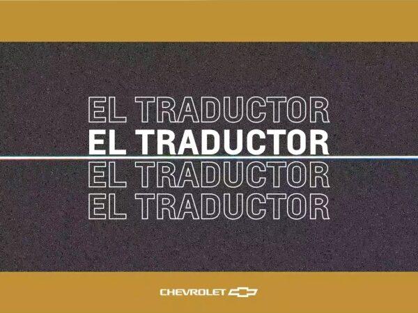 El Traductor de Chevrolet, serie para aprender de mecánica