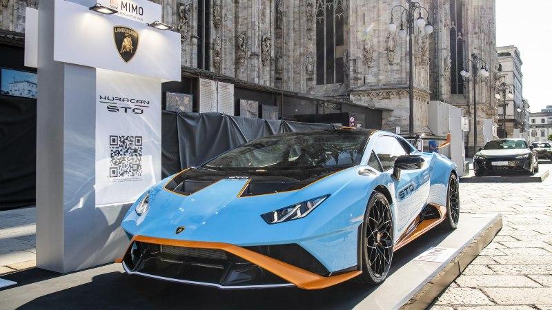 Lo mejor del Milán Motor Show: imágenes