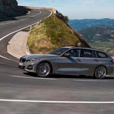 BMW Serie 3 Touring: gran experiencia de Nairo Quintana