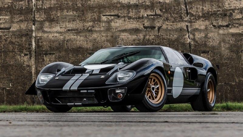 GT40 by Everrati y Superperformance, clásico electrificado