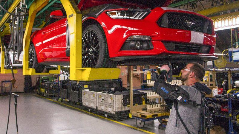 Ford y 5 tecnologías revolucionarias para producir vehículos