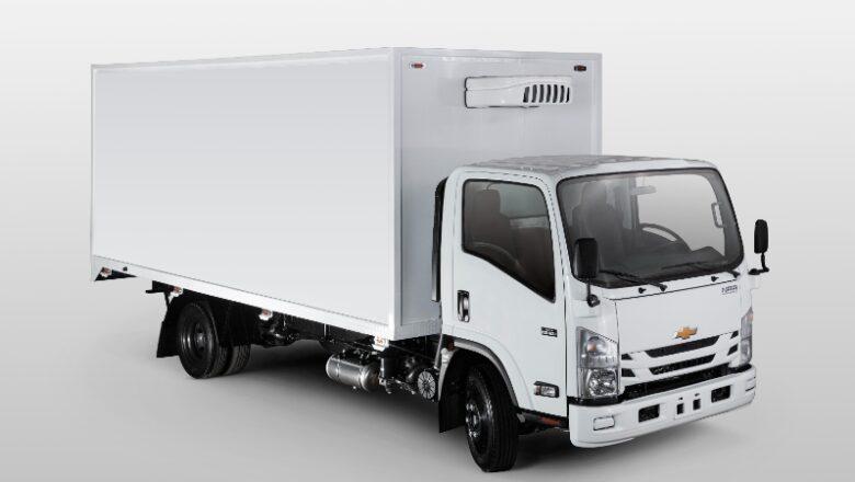 Buses y camiones Chevrolet:  Conozca el camión NRR