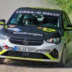Opel Corsa-e Rally: inicio electrizante de esta competencia