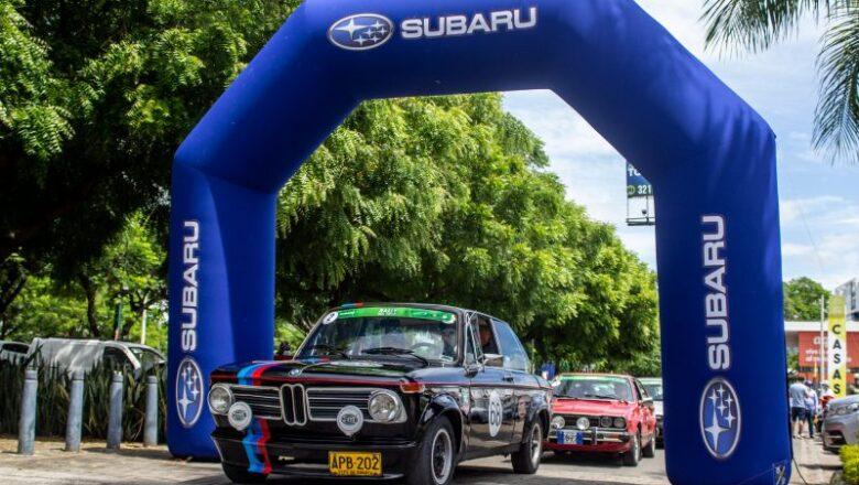 Subaru fiel a su historia, patrocina el CNR