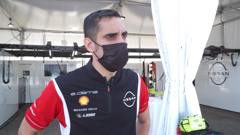 ¿Pechito López vuelve a la Fórmula E?