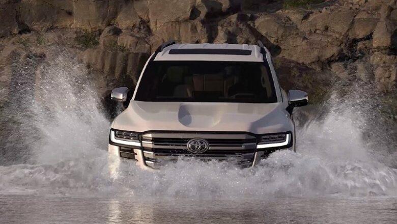 Toyota Land Cruiser 300, potencia y gran distinción