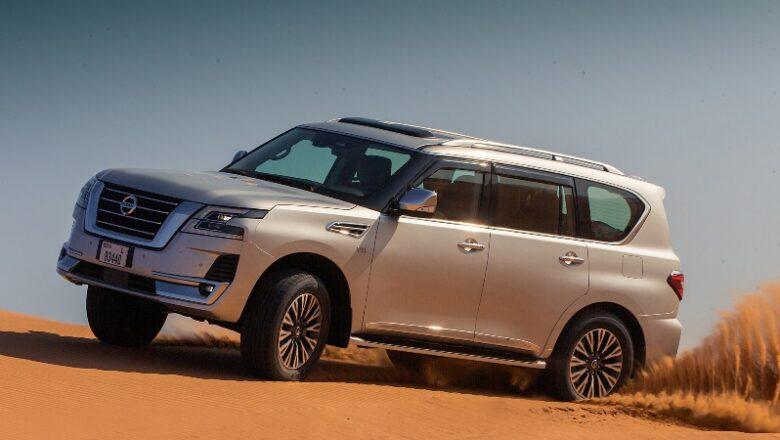 """Nissan Patrol: El nuevo """"Rey del desierto"""" llega a Colombia"""