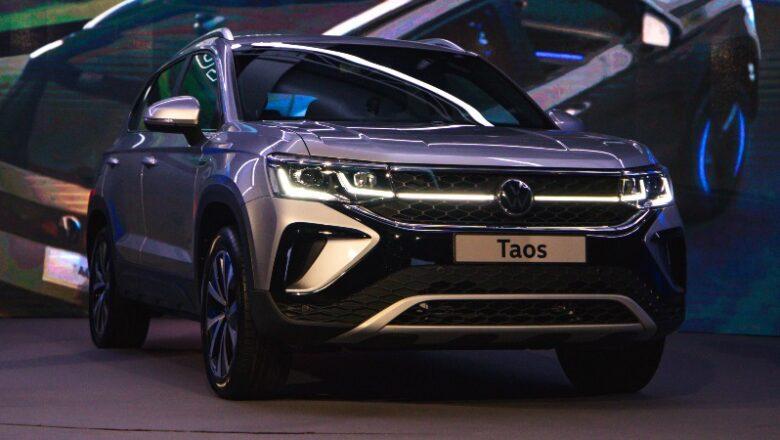 Volkswagen Taos: Todo lo que debe saber