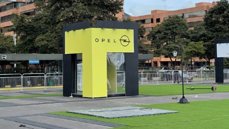MotorFair: El primer gran evento de Opel en Colombia