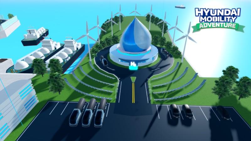 Hyundai Mobility Adventure, fantástico espacio virtual