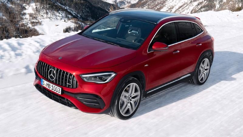 Mercedes-Benz: 7 veces el poder de AMG