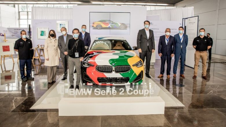 BMW Serie 2 Coupé, bajo el sello de Bosco